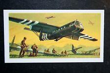 Horsa Airborne Assault Glider       Illustrated  Card  #  VGC
