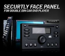 Security Face Fake Panel Dummy Cover for 2 DIN Car Stereo Radio GPS DVD Player