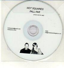 (DC776) Not Squares, Fall Far - 2012 DJ CD