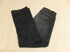 Seven 7 For All Mankind High Waist Bootcut 24 x 27 Women's Jeans