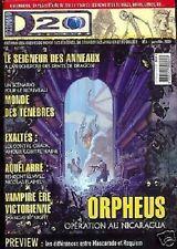 D20  MAGAZINE N°24 VAMPIRE SEIGNEURS DES ANNEAUX
