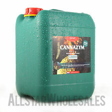 Canna Cannazym 10 Liter Hydroponic Nutrient Enzyme Additive 10L