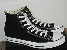 NIB Converse Chuck Taylor All Star Black Hi Top High Top Shoes m9160 10.5 $55
