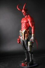 Hellboy 1/4 Figure Statue Resin 53cm 2 Pairs of Replaceable Horns In stock