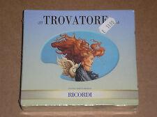 GIUSEPPE VERDI - IL TROVATORE - BOX 2 CD SIGILLATO (SEALED)