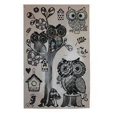 Latest Made to Look 6D Art Decal Home Decor Self-Adhesive Wall Stickers- Various