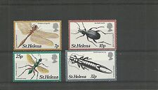 ST HELENA SG389-392-INSECTS 1ST SERIES -MNH
