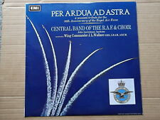CENTRAL BAND OF THE ROYAL AIR FORCE - PER ARDUA AD ASTRA LP (r.a.f.)