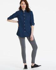 Indigo Western Womens Shirt (Denim Essentials) UK 20 Brand New