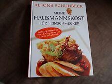 Alfons Schuhbeck *Meine Hausmannskost für Feinschmecker* Sonderausgabe zum 60.