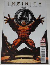 "New Avengers Infinity Comic Issue 12 January 2014 ""Epilogue"""