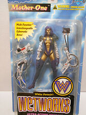 McFarlane Whilce Portacio's Wetworks Mother-One Ultra-Action Figure in package