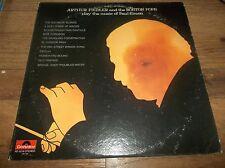 Arthur Fiedler & The Boston Pops Play Music Of Paul Simon LP VG+ Mrs Robinson