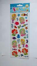 Sticker Sheet 1003 - Mermaid  (2 sheets)