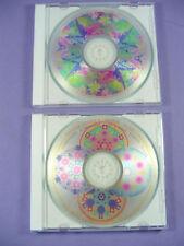Shawndeya CDs Mandala Spirit of Nature Harp Flute 2003 Peace Harmony Lot of 2