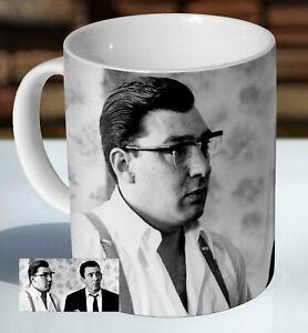 The Kray Twins Krays Ceramic Coffee Mug - Cup