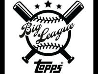 2018 Topps Big League Baseball Blue Parallel Cards Pick From List 1-200