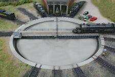 Walthers Cornerstone Ho Scale Building/Structure Kit Motorized 130' Turntable