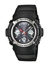 Casio G-Shock Solar Funkuhr AWG-M100-1AER Analog,Digital Schwarz