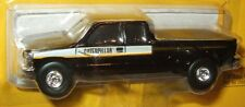 NORSCOT 55053, CATERPILLAR DEALERSHIP GMC PICK-UP TRUCK, 1:64 SCALE