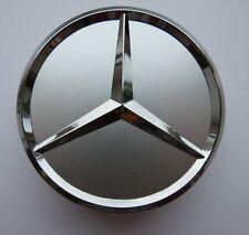 Satz von 4 Felgendeckel Mercedes Benz 75mm nabendeckel felgenkappen B66470206