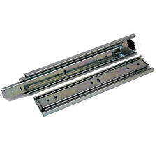 250mm DRAWER RUNNER / FRIDGE SLIDE.  ZINC PLATED  45kg Rated  4WD FRIDGE SLIDE