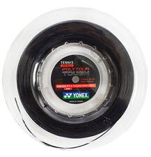 YONEX POLY TOUR TOUGH 1.25mm 200m 16L 656ft Tennis String Black Reel PTT125-2