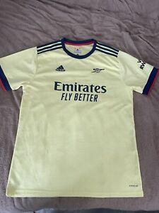 Arsenal Away Shirt 2021/2022 MARTINELLI 35