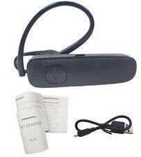 Plantronics ML15 Polyester Handy Bluetooth Headset Bequem Für Schwarz 204666-05