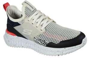 Skechers Men's Matera 2-0 Celdra [ White/Black ] Walking Shoes - 232155-WBK