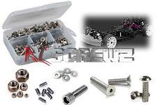 RC Screwz HPI017 HPI Racing RS4 2 Nitro Stainless Steel Screw Kit