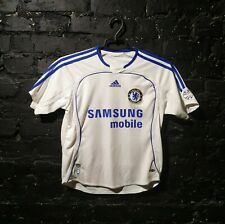 Chelsea Jersey Away 2005 - 2006 Shirt Adidas 061158 Trikot size Young S