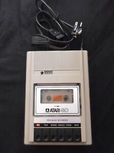 Atari 410 Tape Cassette Drive for Atari 400/800 New Old Stock No Box Free Fedex