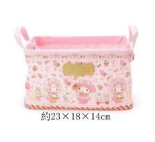 My Melody Storage box Cosmetic Case Kawaii Bowknot Kitty Pink Cos Gift