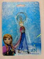 "Disney Frozen Anna Keychain Keyring Movie Collectible Character Figurine 2.75"""