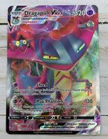 DRAGAPULT VMax 093/192 Pokemon Rebel Clash  V Full Art Foil Ultra Rare