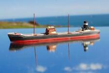 SS PORTSMOUTH TANKER BASSETT LOWKE STYLE WATERLINE MODEL SHIP 50FT TO 1 INCH