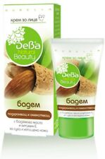 DEBA-BEAUTY Face Cream Almond Deeply Nourishing Softening Cream All Skin 50 ml.