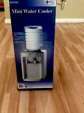 Dms Mini Water Cooler with Water Tank. Cold & Room Temp. Open Box. Ship Usps
