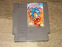 Trog! Nintendo Nes Cleaned & Tested Authentic