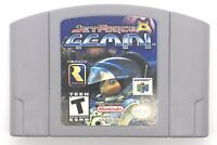 Jet Force Gemini - Nintendo 64 N64 - Authentic Game Cart - Cleaned & Tested