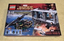 Lego 76007 Marvel Super Heroes Iron Man 3 Malibu Mansion Attack Pepper Potts