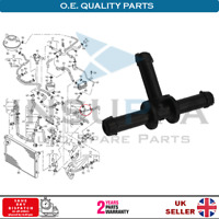 COOLANT T FITTING FLANGE HOSE CONNECTOR PIPE FOR AUDI SEAT SKODA VW N90693001