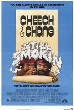 "CHEECH AND CHONG: STILL SMOKIN' Movie POSTER 27x40 Richard ""Cheech"" Marin Thomas"