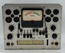 Vintage Eico Model 625 Vacuum Tube Tester