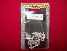 Warhammer 40.000 Guerreros Eldar Oscuro con Blaster fuera de imprenta