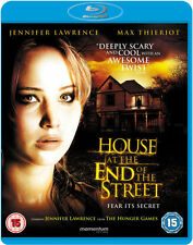 HOUSE AT THE END OF THE STREET****BLU-RAY****REGION B****NEW & SEALED