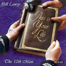 THE 12TH MAN Bill Lawry...This Is Your Life CD BRAND NEW Cricket Comedy