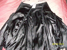 Wallis party skirt new with tags size 12 black  cost £40.00