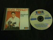 ELVIS PRESLEY HEARTBREAK HOTEL ULTRA RARE CD!